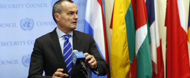 سفير فرنسا المنتهية ولايته لدى واشنطن: صفقة القرن محكوم عليها بالفشل 99%