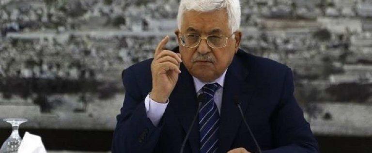 """الرئيس الفلسطيني عن """"صفقة القرن"""" : كل ما يقوله كوشنر نحن لا نقبله"""