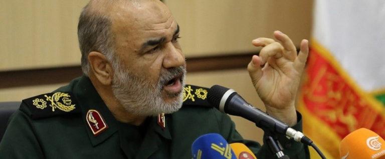 قائد الحرس الثوري: نعيش حربا استخباراتية مع أمريكا وقادرون على هزيمتها