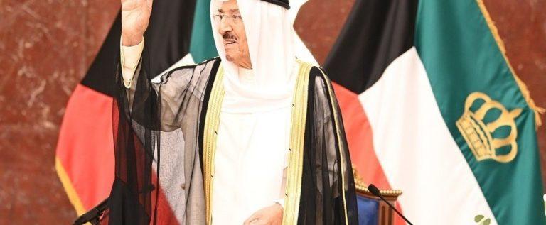 أمير الكويت: نعيش ظروفا بالغة الدقة والخطورة نتيجة ارتفاع وتيرة التصعيد في المنطقة