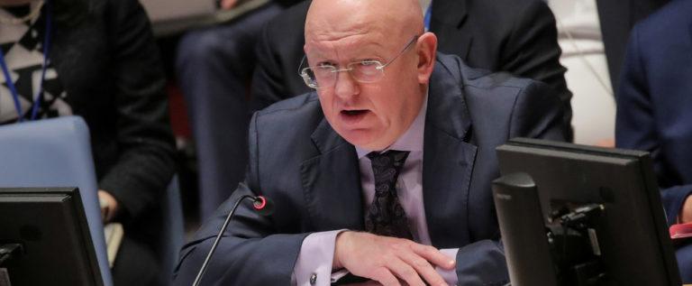 روسيا: يجب الاعتماد على القرارات الدولية لحل الصراع الفلسطيني الإسرائيلي
