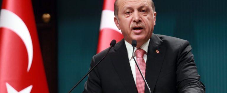 أردوغان يعد بإصلاحات قضائية وحقوقية لخدمة مساعي انضمام تركيا للاتحاد الأوروبي