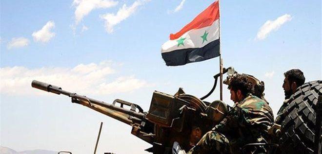الجيش السوري ينفذ عمليات مكثفة ضد الارهابيين بريفي حماة وإدلب