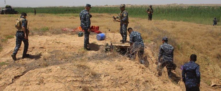 العراق… إحباط عملية انتحارية كبيرة لاستهداف المواطنين