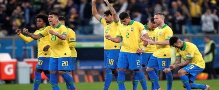 تأهل للبرازيل بضربات الترجيح