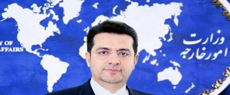 طهران: الاوروبيون بمواقفهم يساعدون اميركا على الانسحاب غير القانوني من الاتفاق النووي