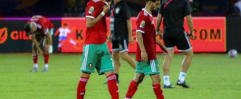 شبح الاعتزال الدولي يخيم على نجوم منتخب المغرب بعد وداع كأس أمم إفريقيا