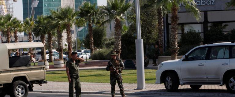 مقتل نائب القنصل التركي وعراقيين اثنين بهجوم مسلح في أربيل