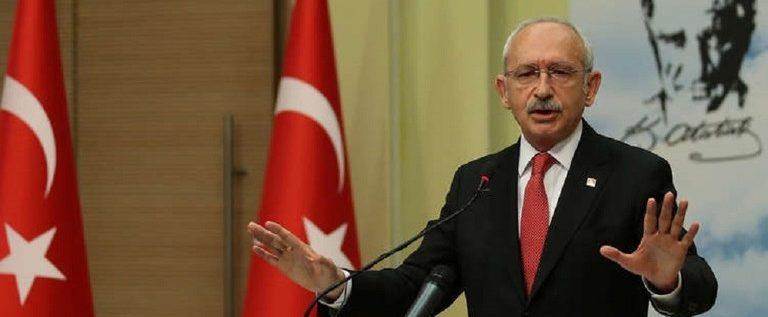 كليجدار أوغلو يدعو أردوغان إلى عقد محادثات رسمية مع القيادة السورية