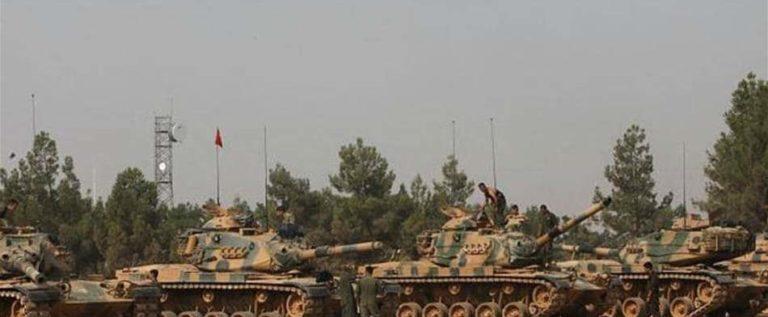 تركيا تهدد: منطقة آمنة بسوريا أو اجتياح شرق الفرات!