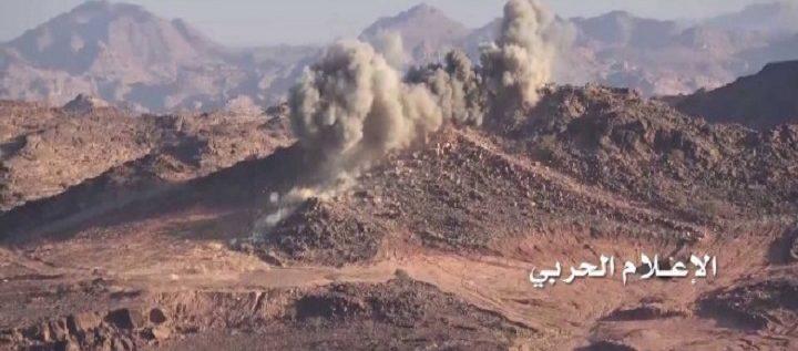 عملية يمنية هجومية واسعة في عسير