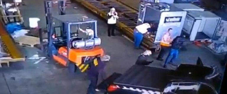 سرقة ذهب بقيمة 40 مليون دولار من مطار في البرازيل