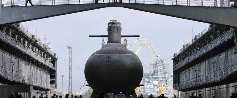 بناء 22 سفينة وغواصة للبحرية الروسية عام 2020