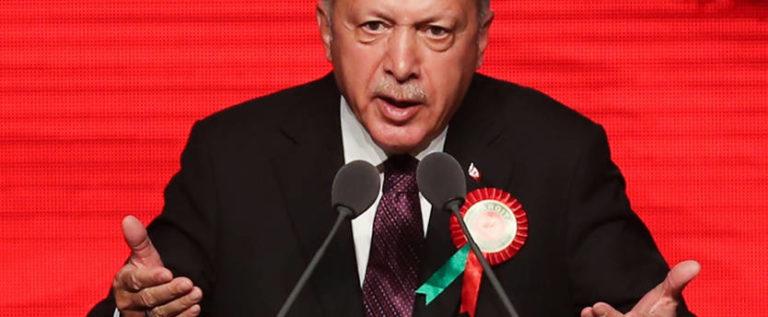"""""""رويترز"""" نقلا عن أردوغان: تركيا لا يمكنها البقاء صامتة تجاه """"المرتزقة"""" المدعومين من روسيا في ليبيا"""