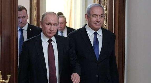 """اعلام العدو: نتنياهو بقي في غرفة الانتظار 3 ساعات قبل الاجتماع ببوتين في """"لقاء فاشل"""""""