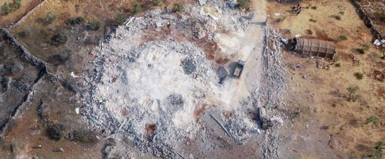 مسؤولون أميركيون يكشفون كيف دفن البغدادي والأكراد يعلنون طريقة الوصول لحمضه النووي