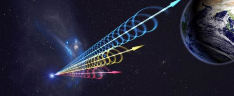 أسرع من الضوء.. علماء يرصدون نبضات فضائية ترجع بالزمن للوراء