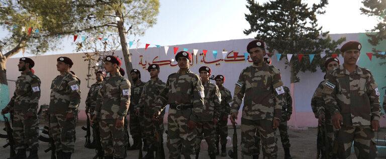 """""""الجيش الوطني السوري"""" يحشد قواته ويتجه نحو منبج استعدادا للعملية التركية"""