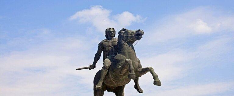 كشف سبب وفاة الإسكندر المقدوني