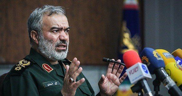 الحرس الثوري الايراني: الأعداء وصلوا الى مرحلة التوسل