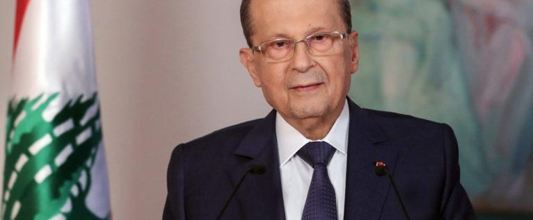 العماد عون: ندفع ثمن رفضنا استخدام النازحين السوريين روقة ضغط في لبنان