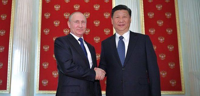 """بوتين وشي يدشنان """"قوة سيبيريا"""" لنقل الغاز الروسي إلى الصين"""