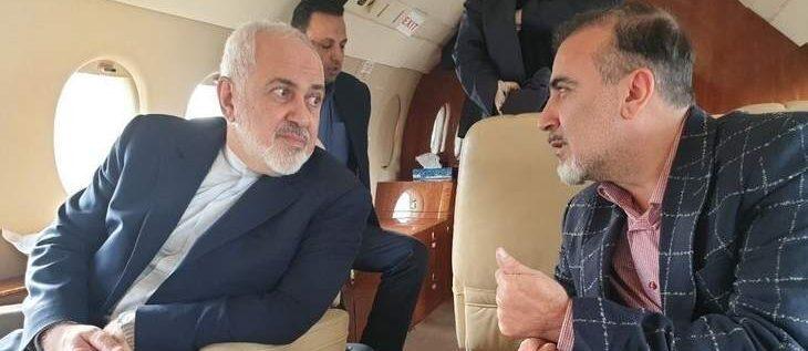 استقبال حار في مطار طهران للعالم الإيراني المفرج عنه مسعود سليماني
