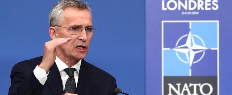 الأمين العام للناتو: قررنا مواصلة الحوار مع روسيا ويجب إشراك الصين في اتفاق الحد من الأسلحة