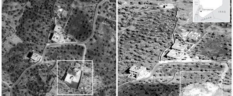 مزارع سوري: بُترت ذراعي وقتل صديقاي في العملية الأمريكية ضد البغدادي