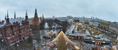 درجة الحرارة في موسكو تبلغ مستوى قياسيا لم يسجل منذ العام 1956
