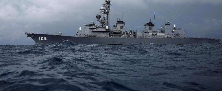 اليابان تقرر إرسال مدمرة إلى خليج عمان وبحر العرب