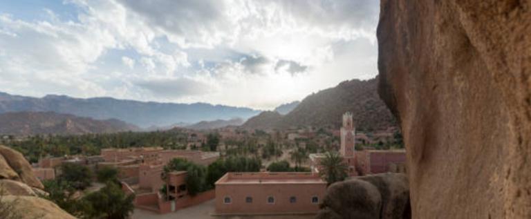 """""""صورة اليوم"""" من ناسا تكشف جبال الأطلس الصغير بالمغرب في مشهد فريد!"""