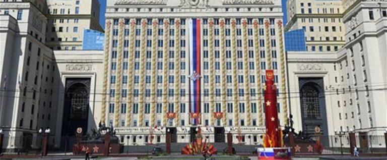 الدفاع الروسية: إصابة ثلاثة جنود روس بإصابات طفيفة في انفجار عبوة ناسفة في سوريا