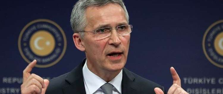 """ستولتنبرغ: بلغاريا مستعدة لاستضافة مركز تنسيق قوات حلف """"الناتو"""" البحرية"""