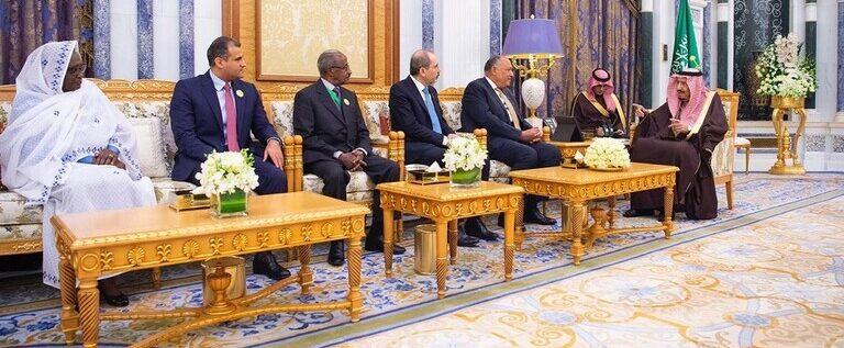 تأسيس تكتل جديد يضم 8 دول برعاية سعودية