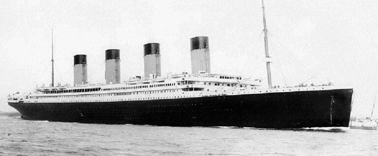 """الكشف عن """"سر تايتانيك المظلم"""" الذي ساعد في غرق السفينة"""