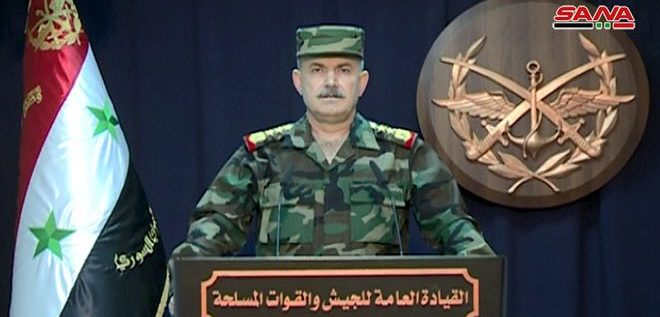 القيادة العامة للجيش السوري: إنجازات ميدانية نوعية حققها الجيش باستعادة السيطرة على العديد من البلدات والتلال الحاكمة في ريف إدلب الجنوبي