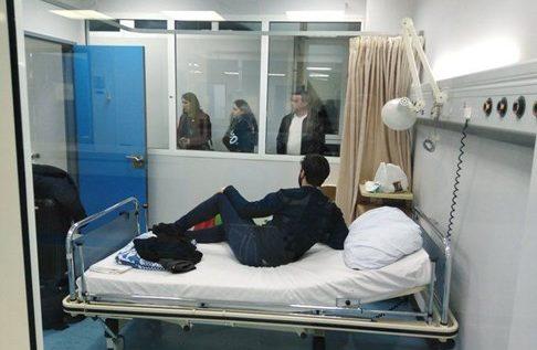 وزير الصحة اللبناني: الطالب القادم من الصين في غرفة العزل بمستشفى رفيق الحريري احترازيا رغم حالته الصحية الجيدة