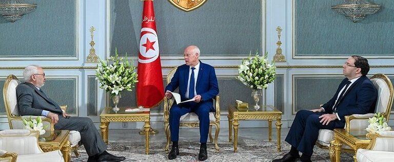 قيس سعيد: حل البرلمان وإعلان انتخابات مبكرة في حال عدم منح الثقة للحكومة الجديدة