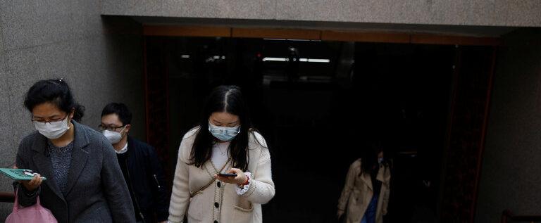"""الصين """"  توقف وباء الفيروس التاجي في البلاد عمليا"""