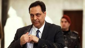 """رئيس الحكومة حسان دياب يهاجم """"الأوركسترا"""": مصمّم على معالجة المشكلات"""