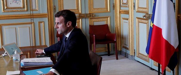 ماكرون: يجب أن نساعد إيطاليا وعلى أوروبا ألا تكون أنانية