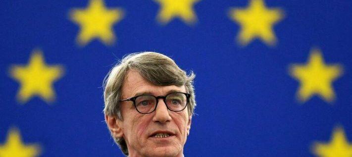 رئيس البرلمان الأوروبي يعزل نفسه كإجراء وقائي ضد كورونا بعد زيارة إيطاليا
