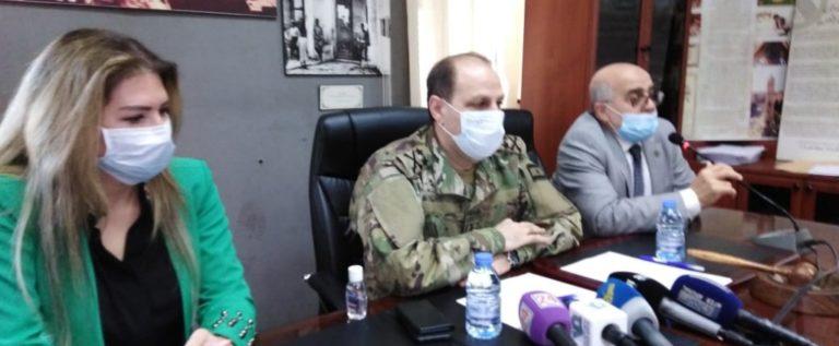 أمين عام المجلس الاعلى للدفاع يعقد اجتماعاً طارئا في طرابلس يهدف للحد من انتشار كورونا