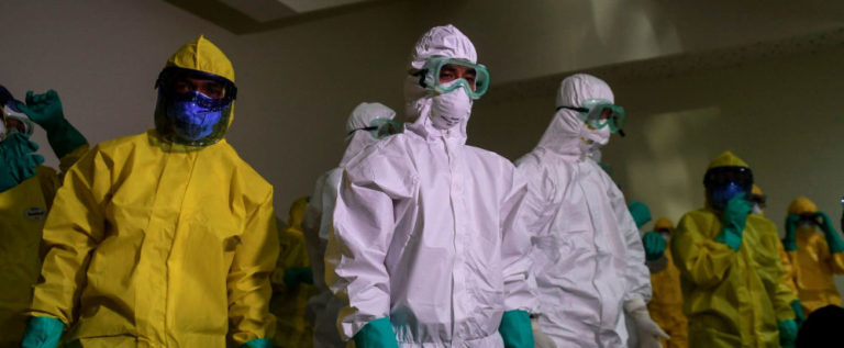 عدد الإصابات بفيروس كورونا في ألمانيا تجاوز عتبة عشرة آلاف حالة