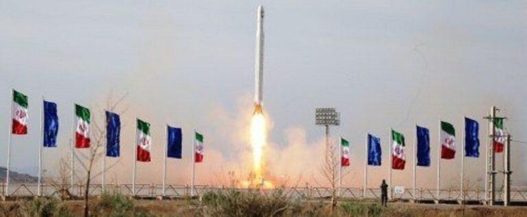 جنرال أمريكي كبيرعن القمر الصناعي الإيراني: كاميرا ويب متشقلبة
