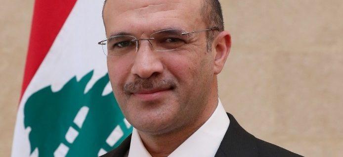 وزير الصحة اللبناني وصل الى رياق حوش حالا ويعقد اجتماعا مع رئيس بلديتها
