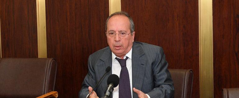 جميل السيد: على سعد الحريري ان يعتذر عن ملف شهود الزور