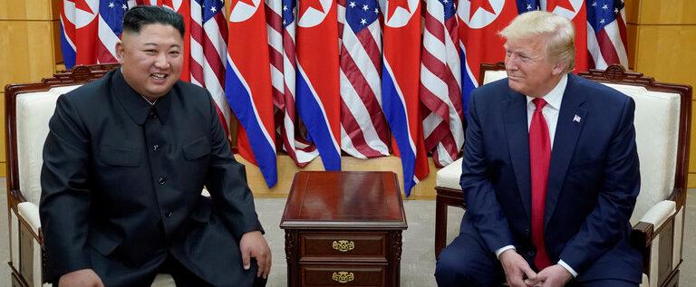 ترامب يعلق على أول ظهور علني لزعيم كوريا الشمالية منذ 20 يوما