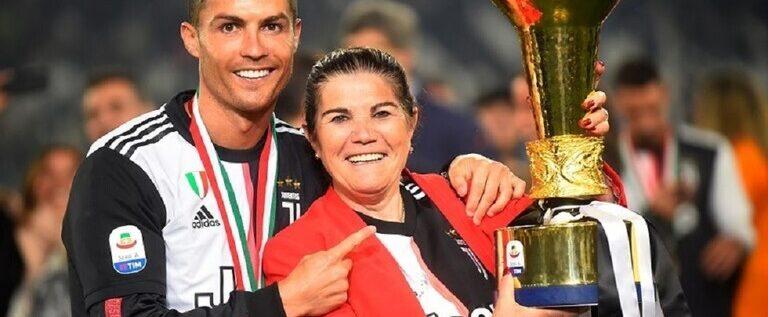 رونالدو يقدم هدية ثمينة لوالدته